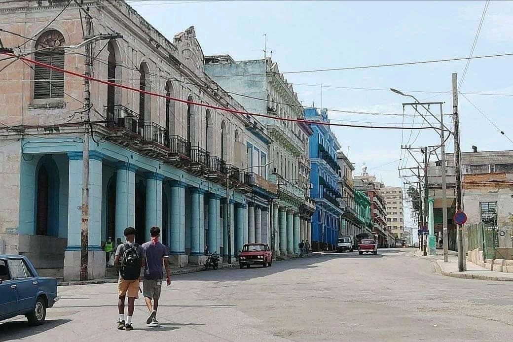 Calle Belascoain