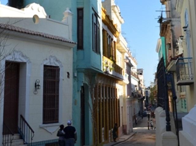 Calle Compostela_La Habana