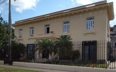 Vedado elegante (21, No. 907) Casa de Braulio Sáenz Ricart