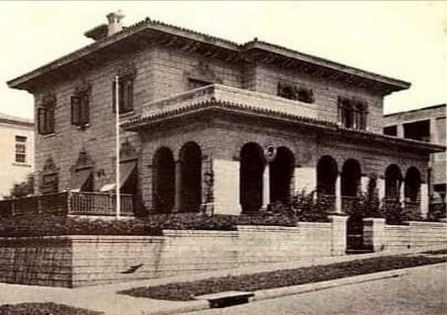 Casa de Jose Ignacio del Alamo Antigua