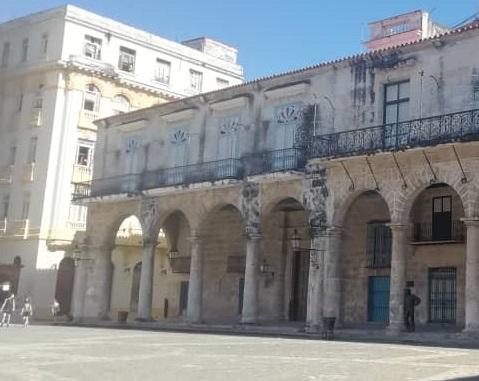 Oficina del Historiador de la Ciudad de La Habana