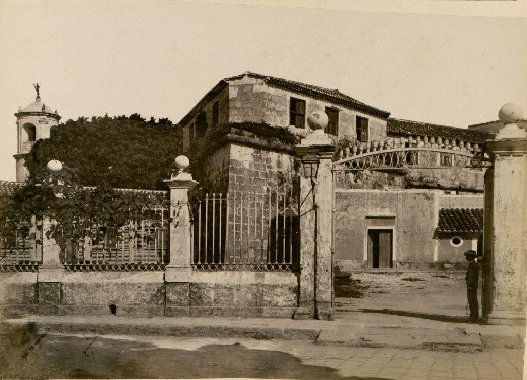 Castillo de la Real Fuerza 1890