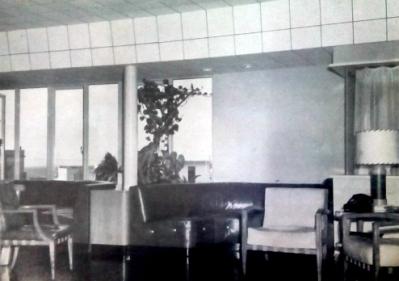 Centro Medico Quirurgico de la habana Salon de espera