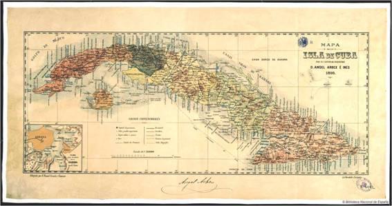Ley de Municipios de Cuba_1878