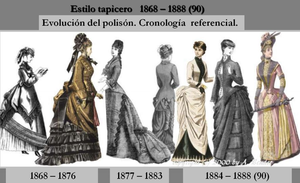 la moda de la alta sociedad habanera