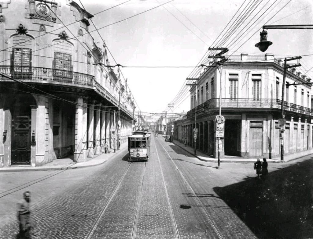 Intersección de la calle Campanario con la calle Belascoaín