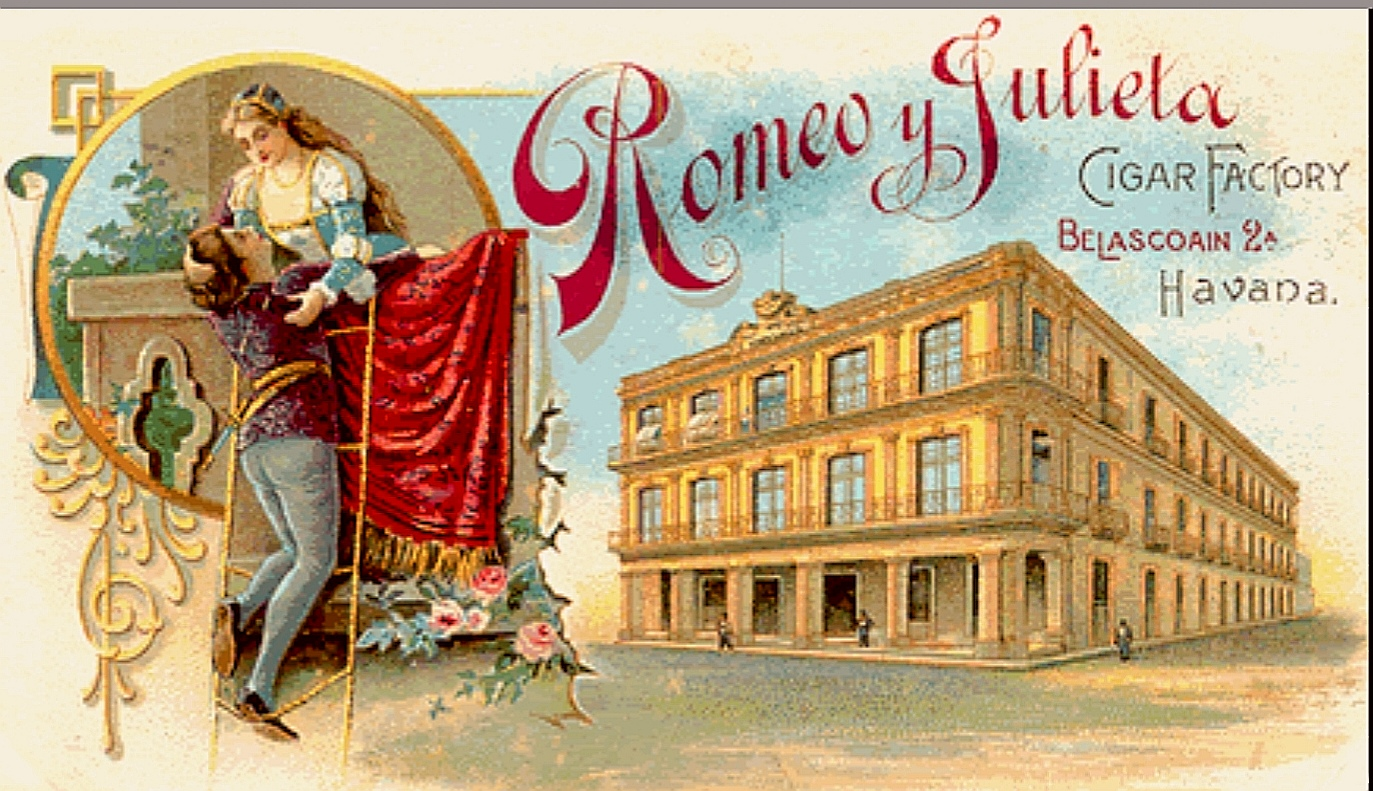 Fabrica de Tabacos Romeo y Juliets