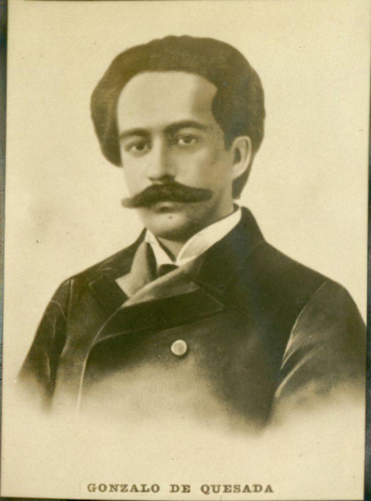 Gonzalo de Quesada joven