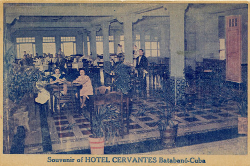 Hotel Cervantes La Habana