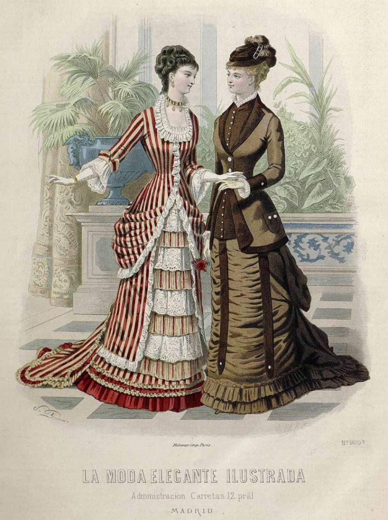 La moda en La Habana del siglo XIX