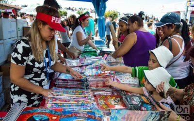 Breve reseña histórica de la Feria del Libro de La Habana