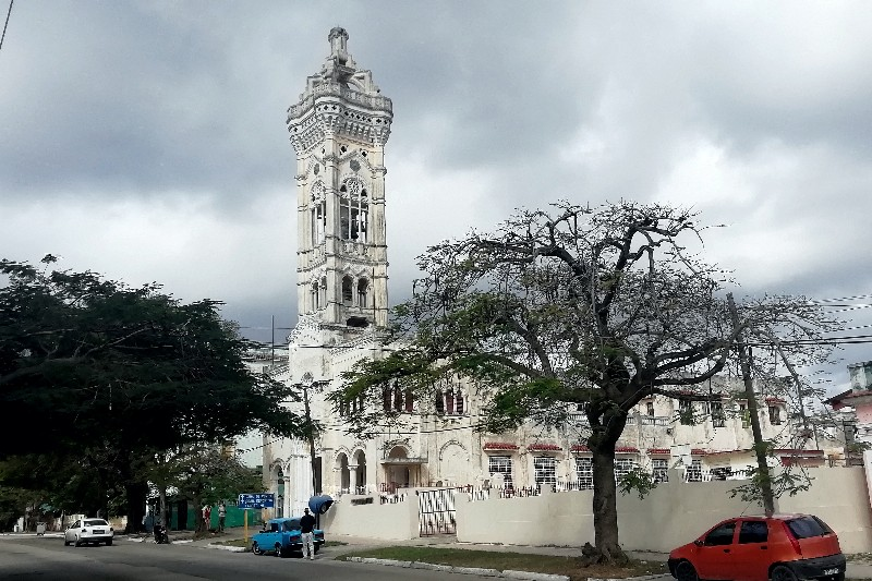 Iglesia de San Juan Bosco Santa Catalina La Habana