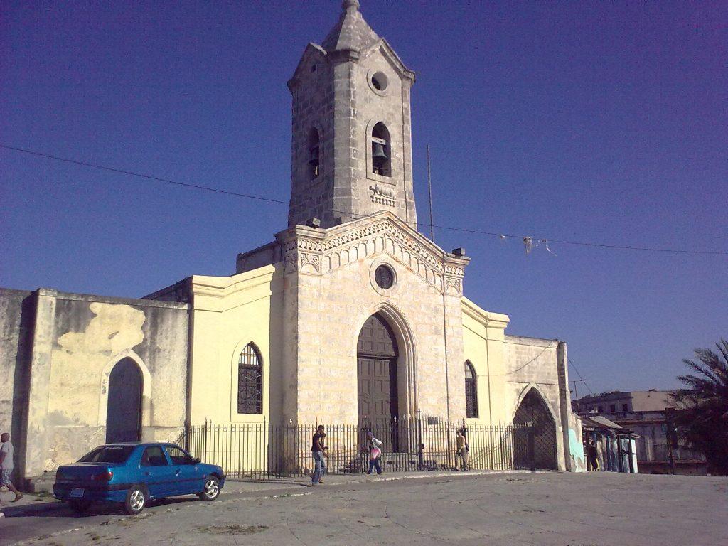 Iglesia de Jesús del Monte