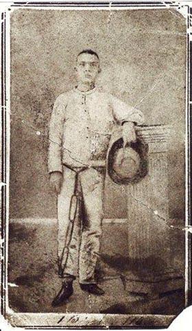José Martí durante el Presidio Político