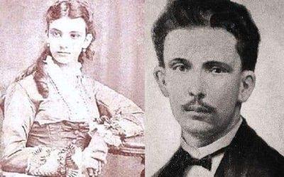 José Martí y María García Granados, «La Niña de Guatemala»