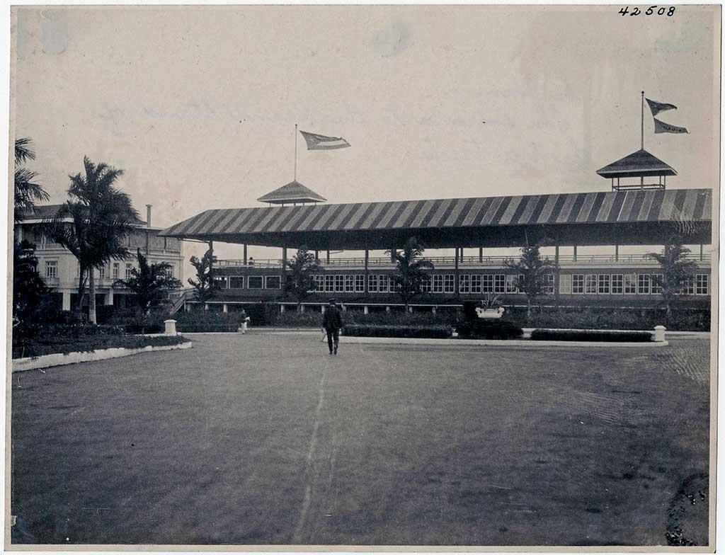 Oriental Park, Hipódromo de Marianao, pista de carreras 1930