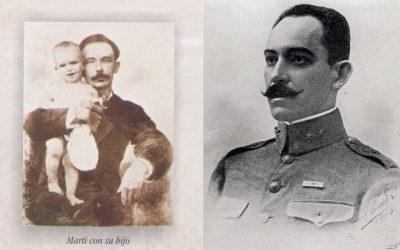 José Francisco Martí Zayas-Bazán, de Ismaelillo a General