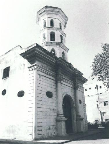 Iglesia de Nuestra Señora de Monserrate
