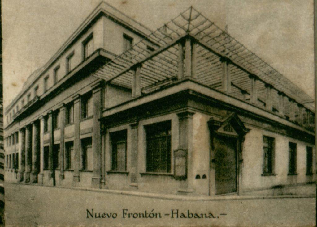Nuevo Frontón Jai Alai Habana