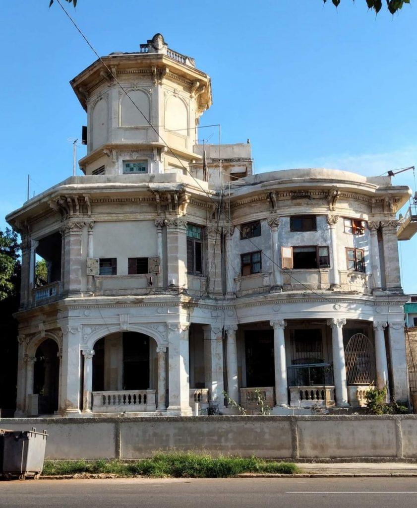 Palacete de Carlota Ponce de León en el Vedado