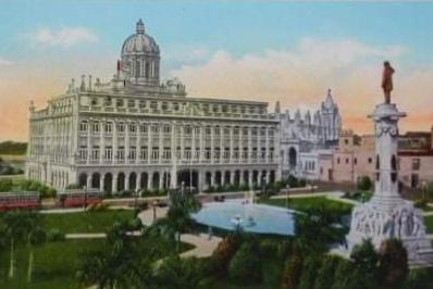 Palacio Presidencial Terraza Sur