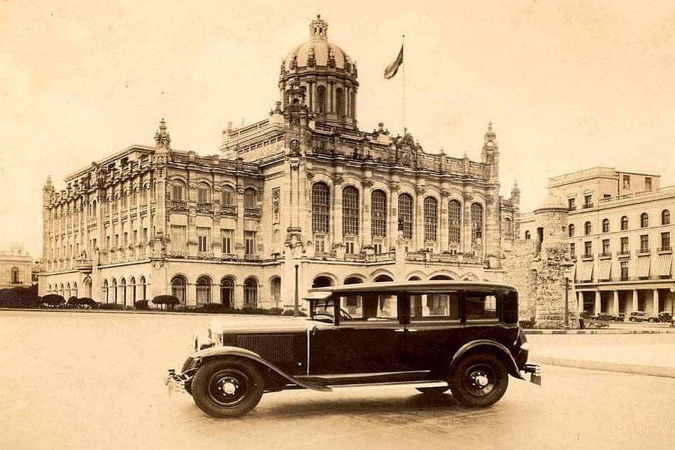 Palacio Presidencial Cuba anos 30