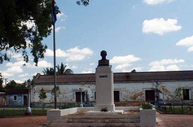Parque Martí de San Nicolás de Bari