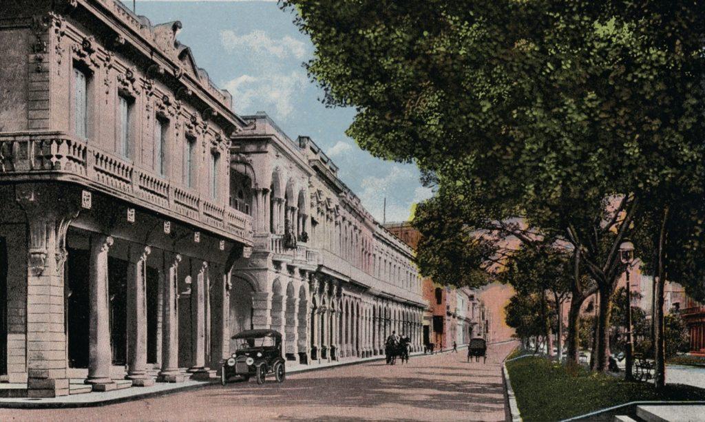 Paseo del Prado 1910