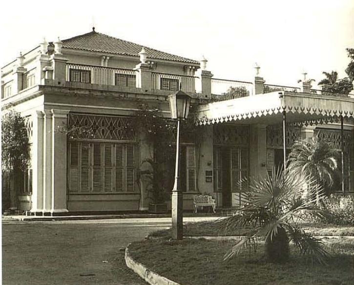 Quinta de Los Molinos, Habana.