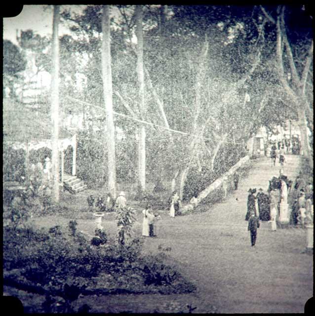 Quinta de Molinos, Habana. Finales de 1899.