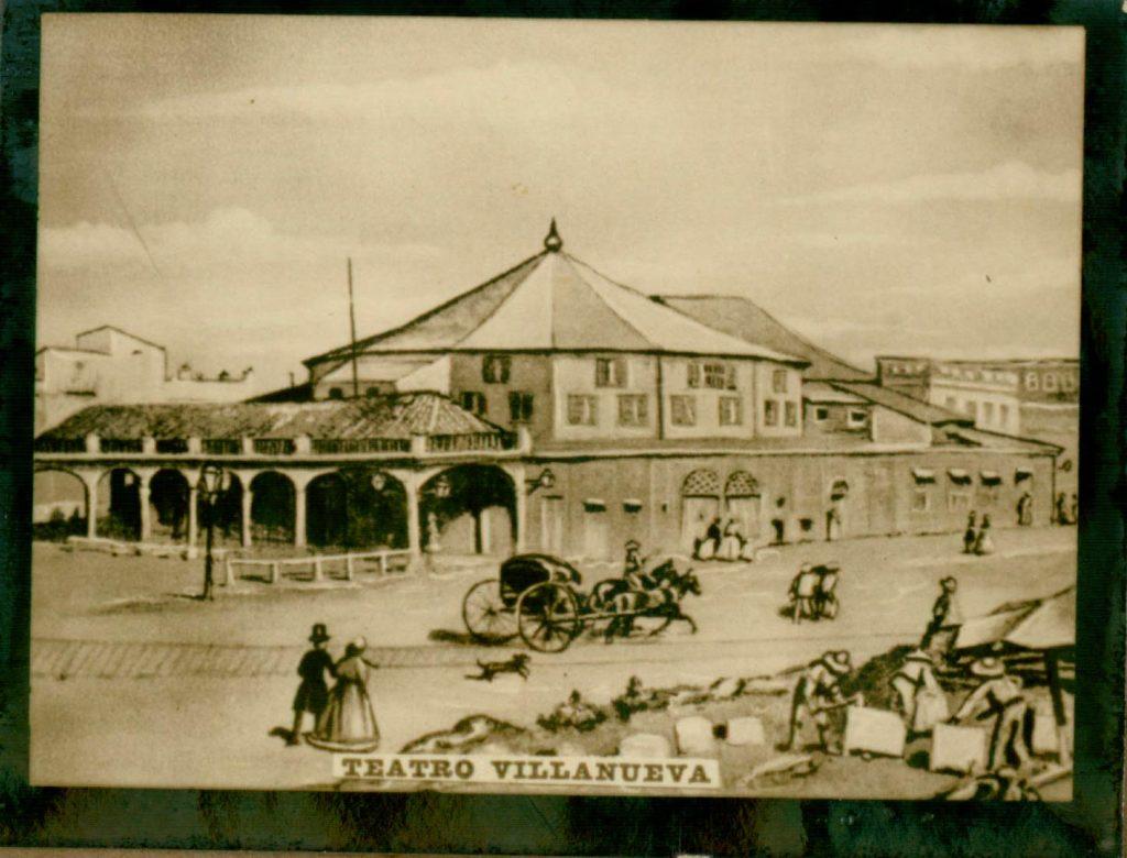 Teatro VIllanueva