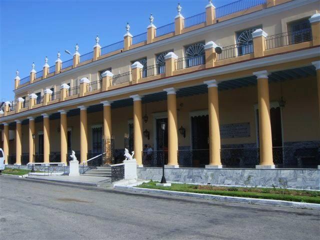 Asilo y Quinta de Santovenia