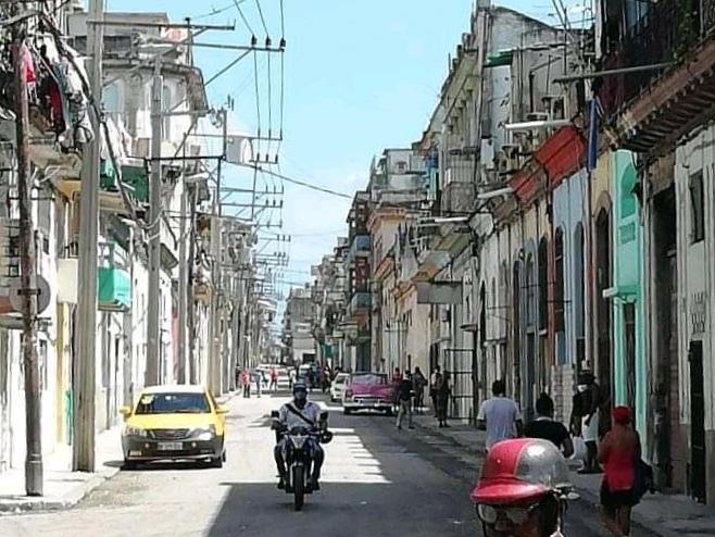 calle Campanario La Habana