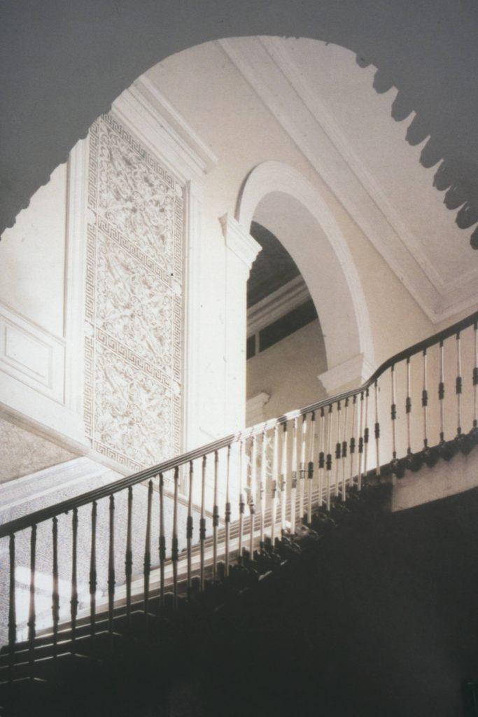 Palacio Aldama interiores