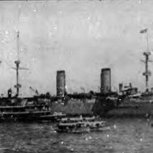 Crucero Hai Chi en La Habana