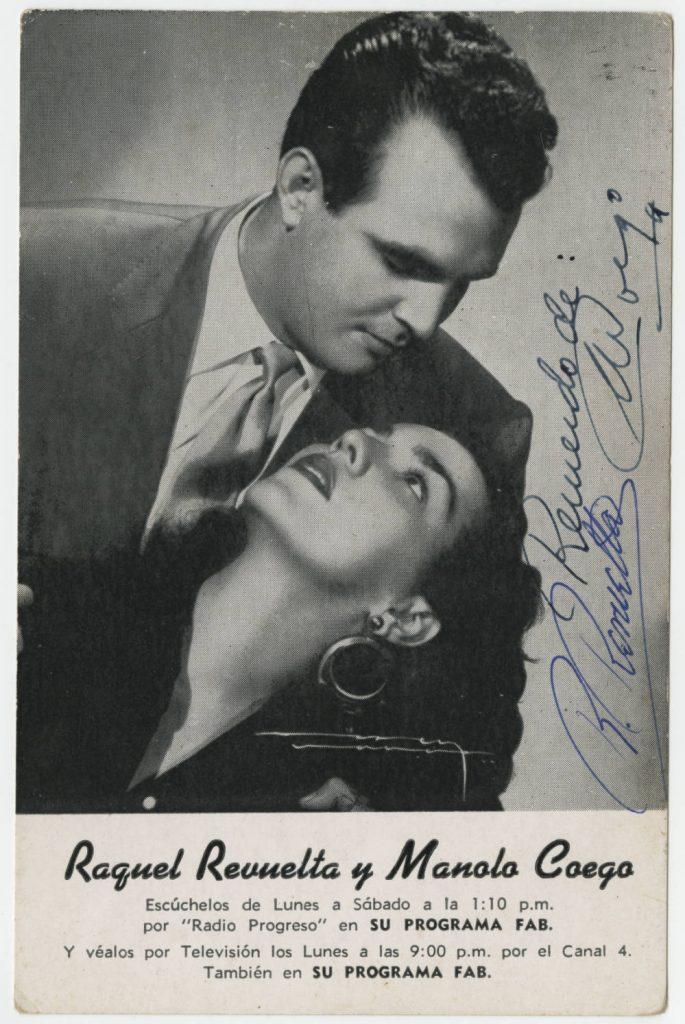 Raquel Revuelta. Cuba