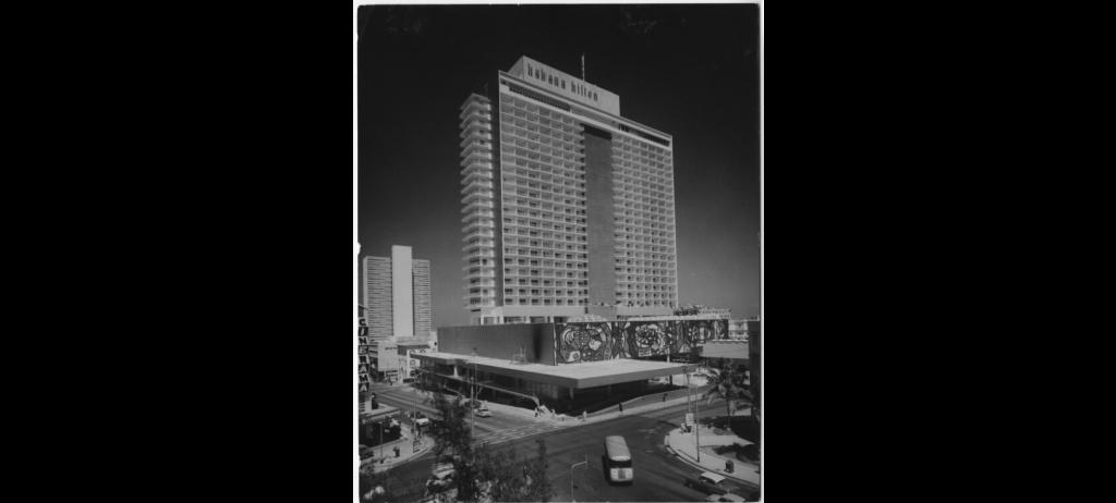 Habana Hilton, años 50