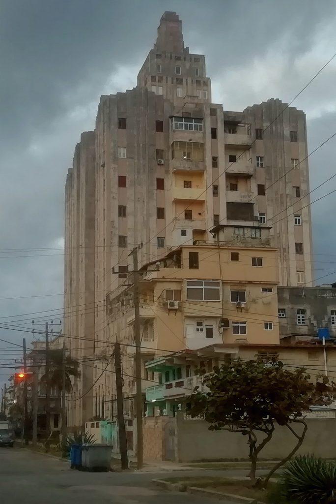 Edificio López Serrano - Vedado