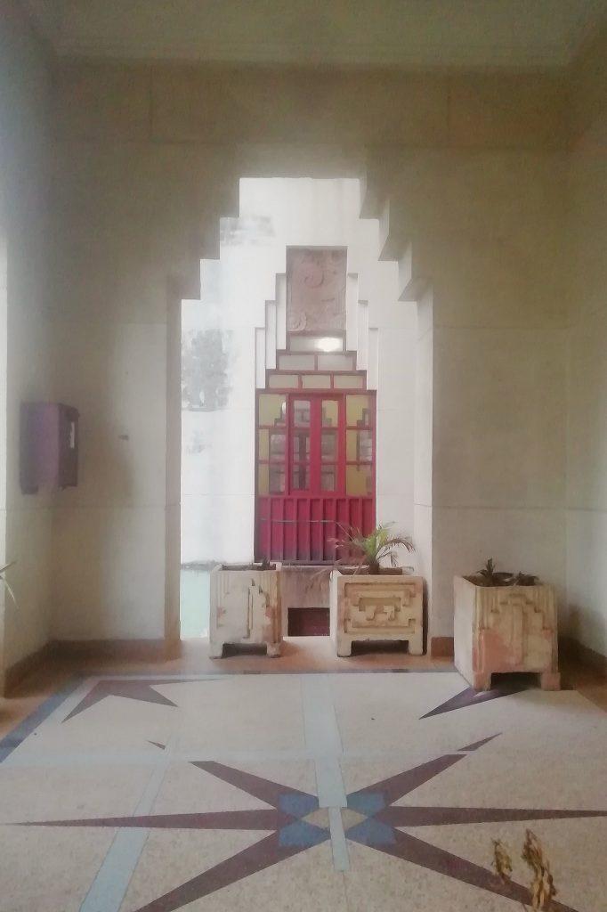 edificio Lopez serrano portal