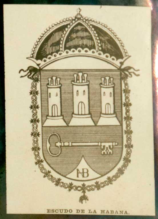 escudo de la habana