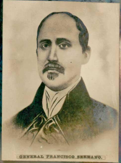 Francisco Serrano,
