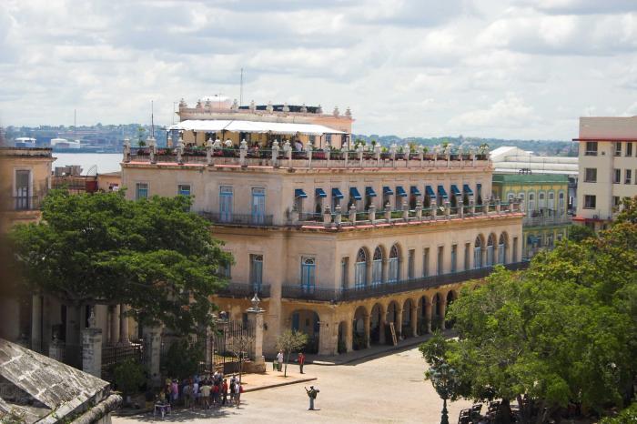 Hotel Santa Isabel_La Habana
