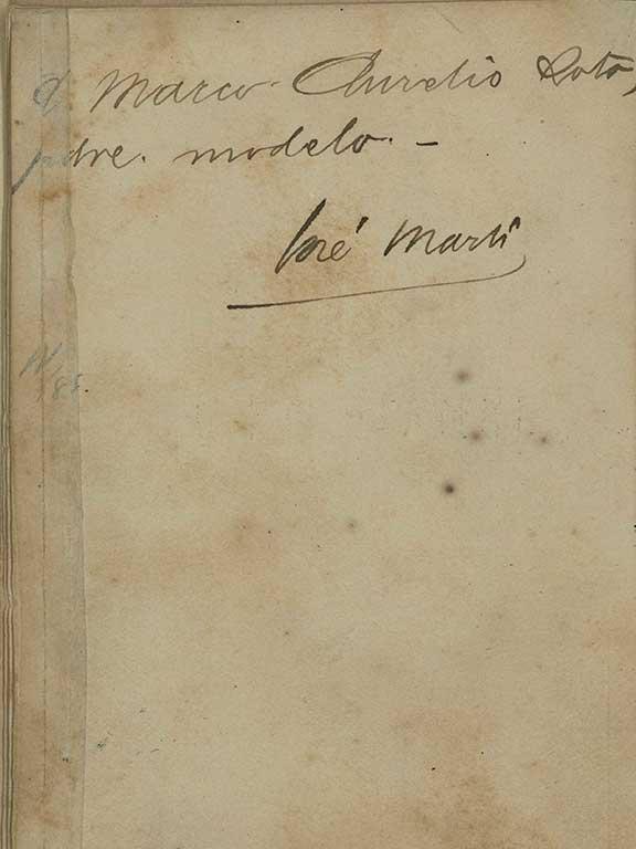 Ismaelillo libro original 1882