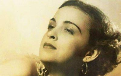 Esther Borja, la damisela de la canción cubana