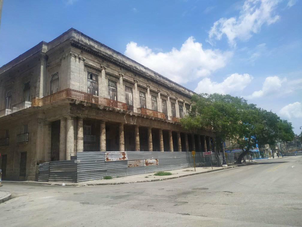 Palacio Aldama exterior