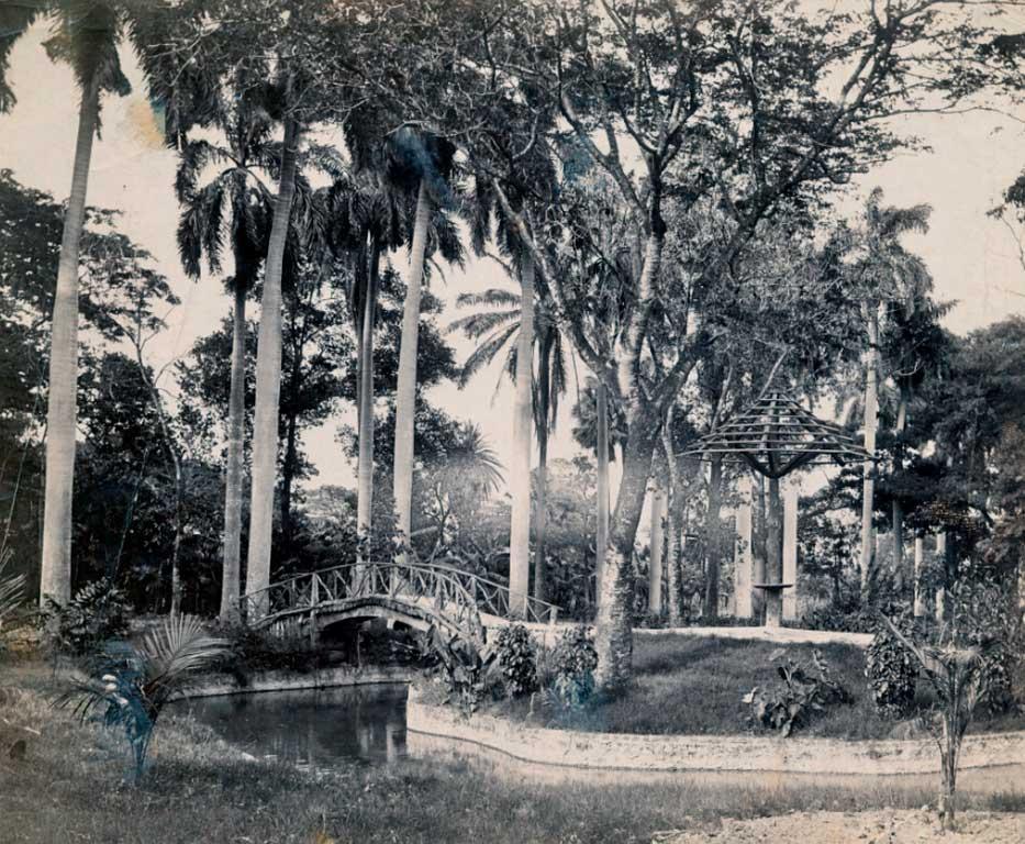 Quinta de Molinos, Habana.1908