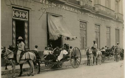 Historia del transporte en La Habana (1761 – 1959)