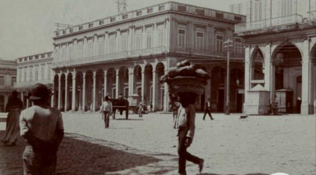 Calle Ejido La Habana