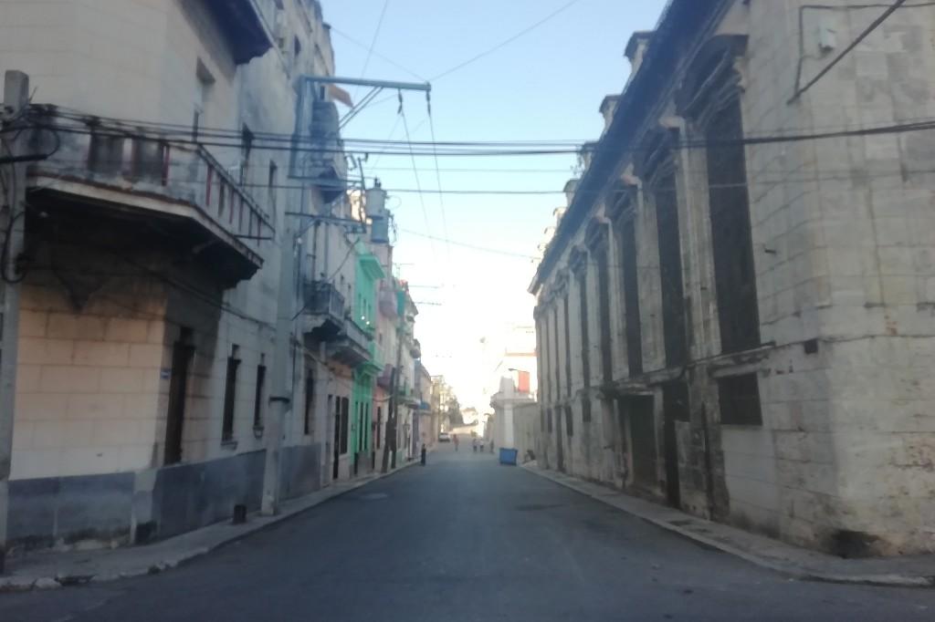 Calle Estrella entro Habana