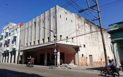 El Cine Favorito de la calle Belascoaín